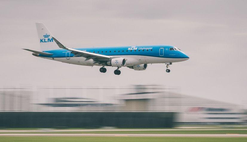 KLM Zagreb Amsterdam
