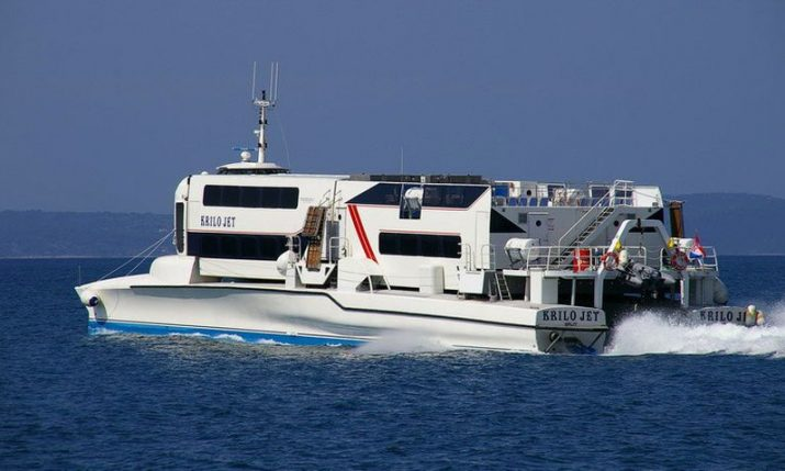 Fast catamaran line Split–Bol–Makarska–Korčula–Mljet–Dubrovnik to relaunch in July