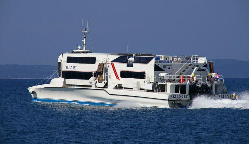 Fast catamaran line Split–Bol–Makarska–Korčula–Mljet–Dubrovnik to relaunch in July