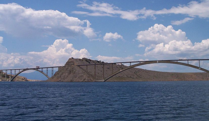 Abolishment of Krk bridge toll officially marked