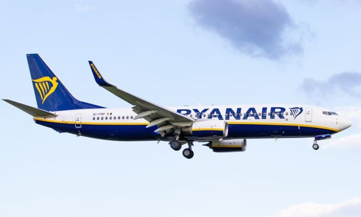 Ryanair to fly to Zadar again as of July 1
