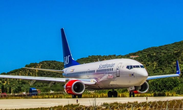 SAS announces increase in flights to Split Airport