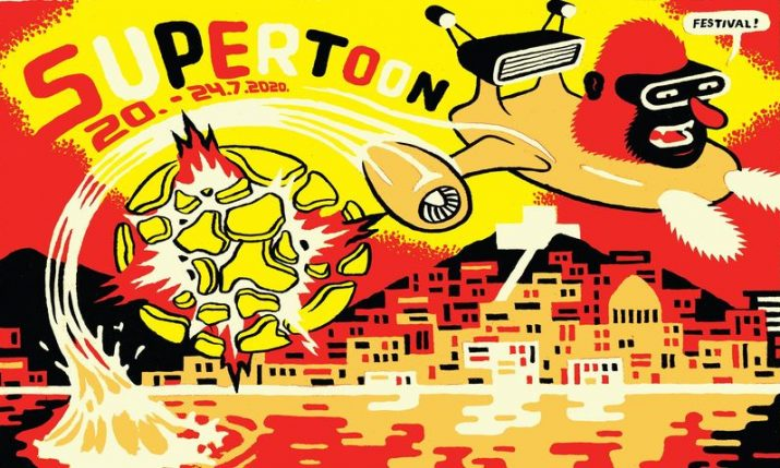 10th Supertoon animation festival in Sibenik to take place in July