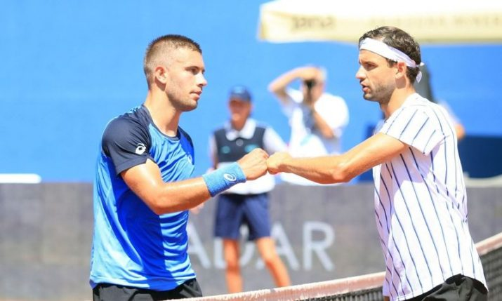 More tennis players in Zadar positive for coronavirus, including Borna Coric