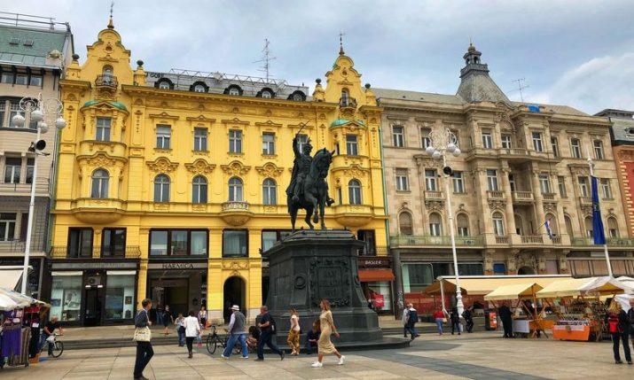Croatia reports 77 new coronavirus cases in last 24 hours
