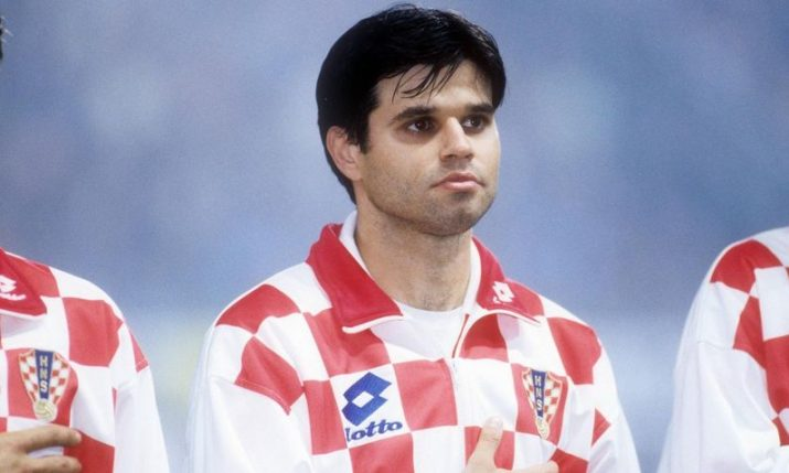 Aljosa Asanovic appointed Croatian Football Federation's diaspora instructor