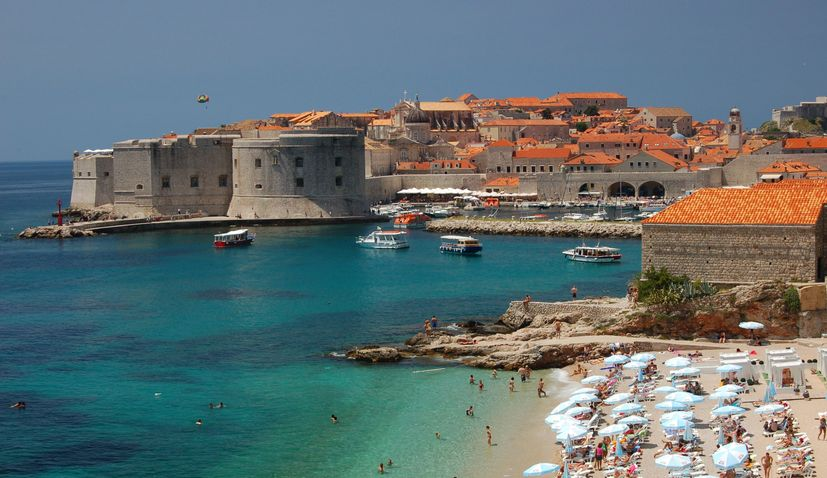 Croatia the 6th most searched for holiday destination for summer 2020 among Brits