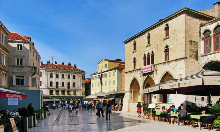 YTD tourism turnover in Croatia reaches 52% of turnover in corresponding period 2019
