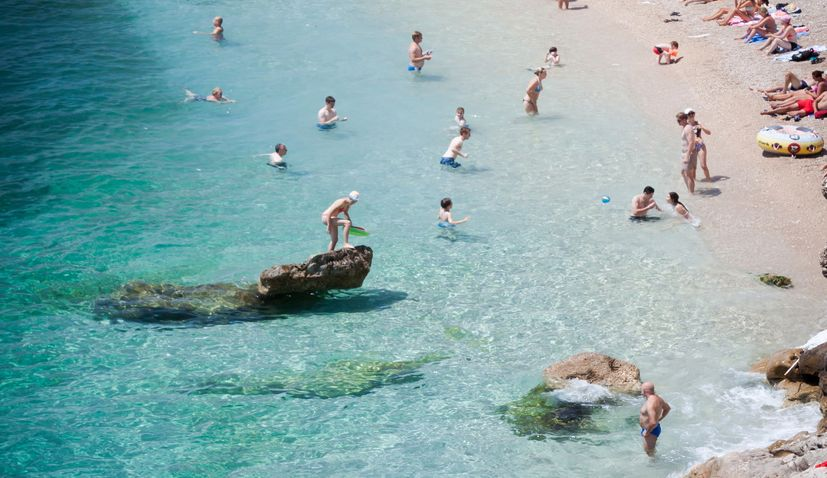Croatia records 1.5 million tourist arrivals in first 20 days of July