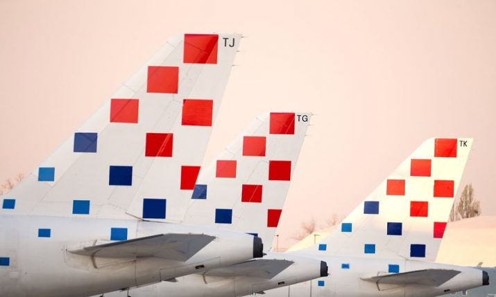 Croatia Airlines announce flights to 19 European airports this summer