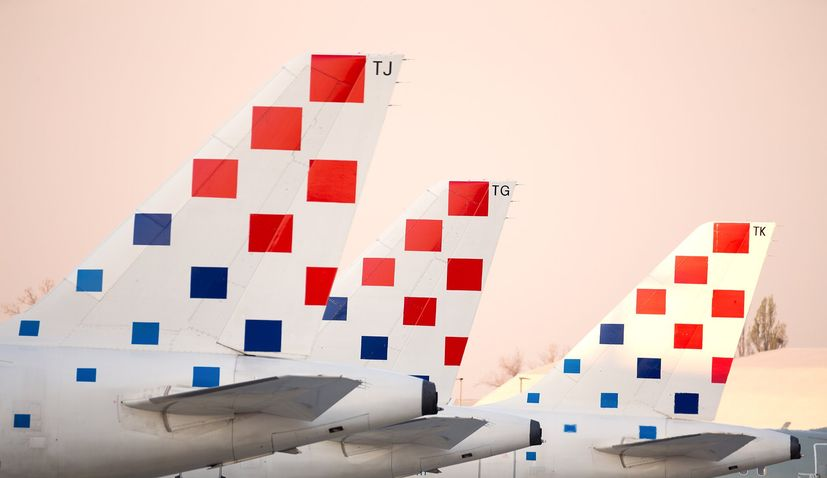 Croatia Airlines resuming flights to more European destinations in July