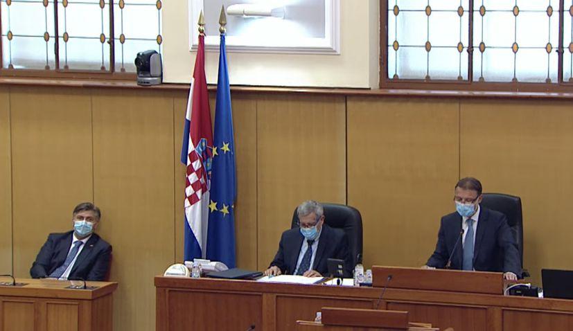 Croatia adopts state budget 2021