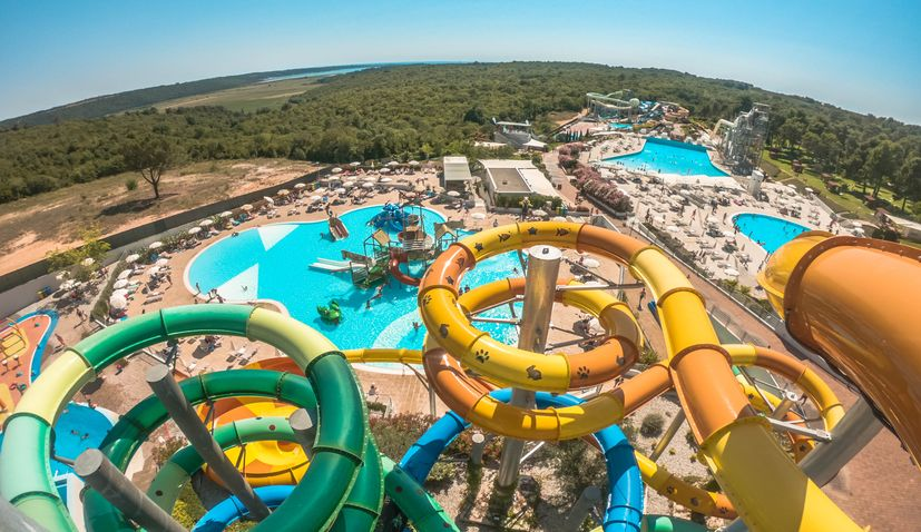 Istralandia in Croatia voted among world's top 5 water parks