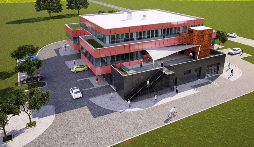 €4.3 million business and technology incubator opens in Krapina
