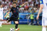 Luka Modric named greatest Croatian footballer of all-time