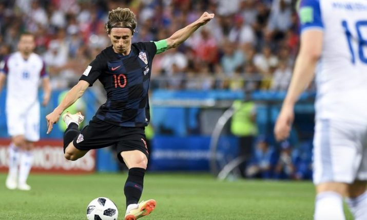 Luka Modrić named 3rd best playmaker of the decade