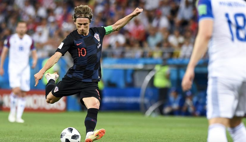 Modrić returns as Croatia squad announced for Sweden and France matches