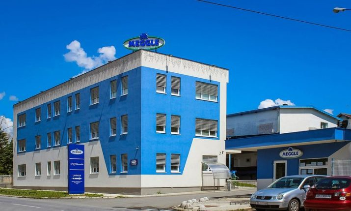 Meggle to phase out production in Croatia by year's end