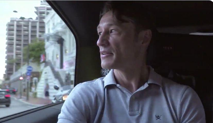 VIDEO: Niko Kovač's first day at Monaco: 'It reminds me of Croatia'