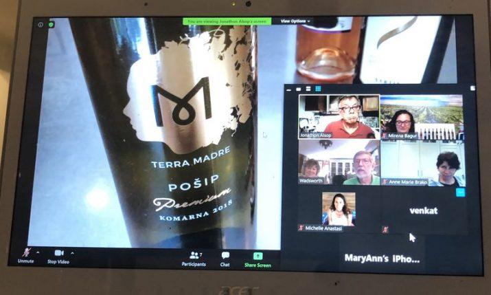 Boston Wine School making Croatia's Pošip famous across the US