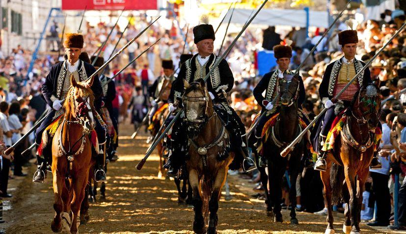 305th Sinjska Alka to be held on August 9 in Sinj