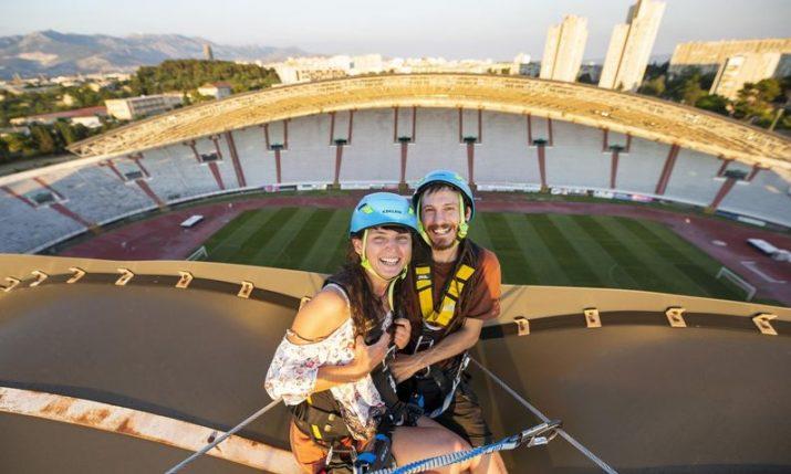 Skywalk Poljud: New tourist attraction in Split