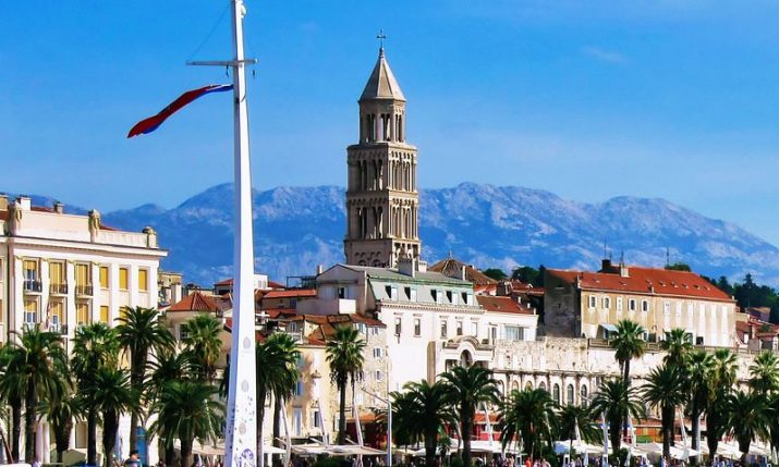 Bell Tower of Split Cathedral reopens to visitors after two-year reconstruction