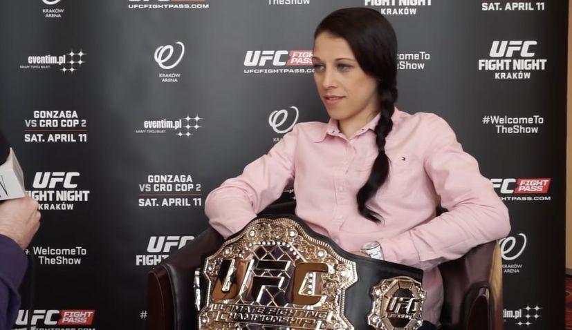 Former UFC champ Joanna Jedrzejczyk coming to Croatia's Fighting Island