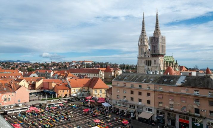Zagreb's April average monthly wage €140 higher than Croatia's average
