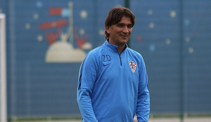 Croatia trains ahead of Nations League in Zagreb: 'We are not outsiders'