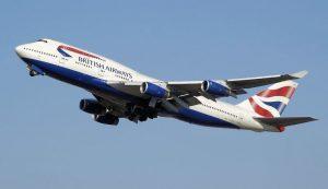 british airways zagreb