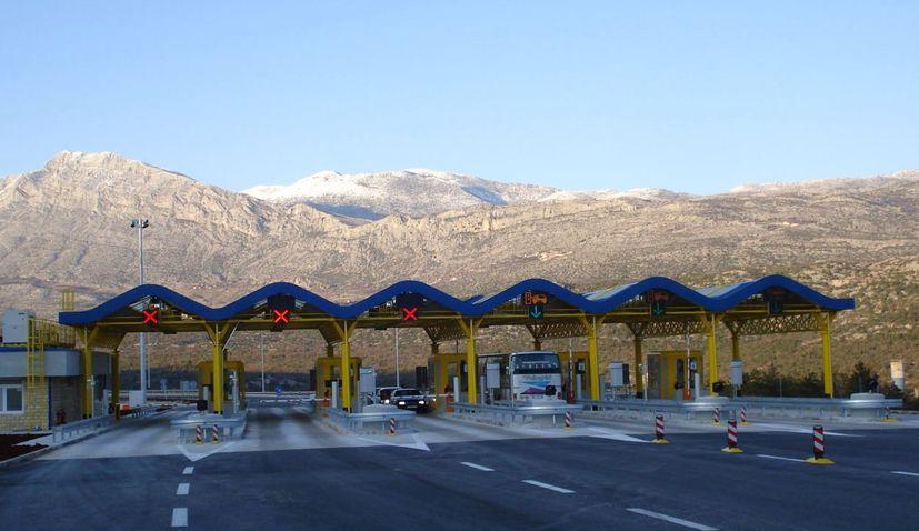 super camera croatia highways