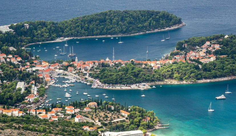 600,000 tourists currently holidaying in Croatia