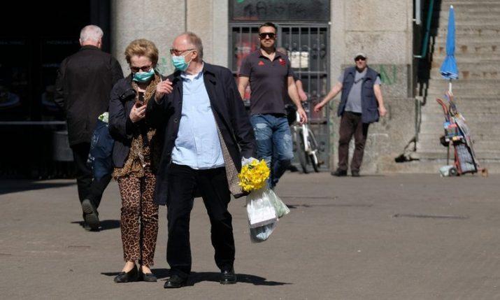 Zagreb Mayor overturns mandatory masks outdoors decision
