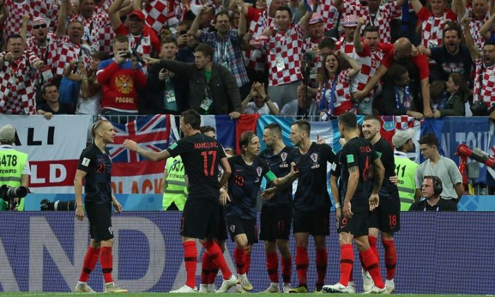 Croatia to play Switzerland in October