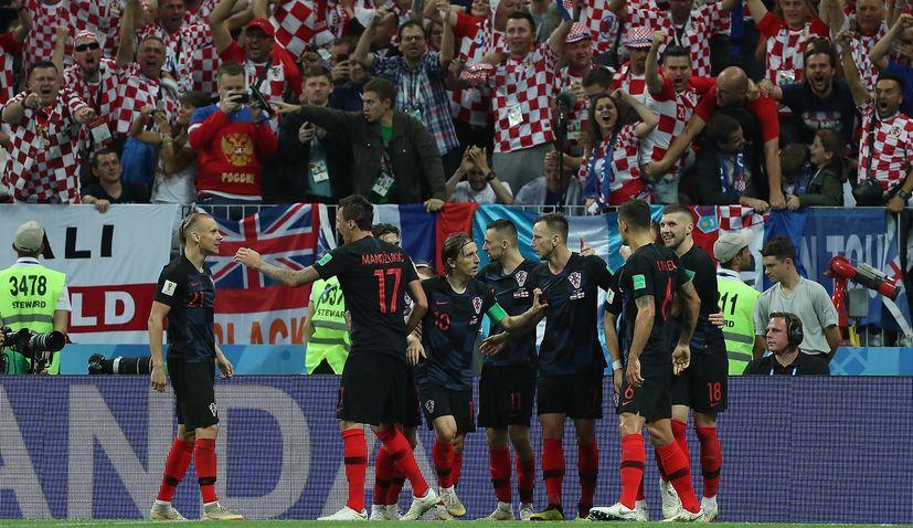 Croatia to play Switzerland in October