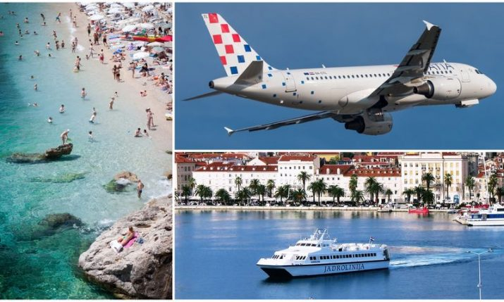 Croatia Airlines & Jadrolinja to offer one ticket to Croatian island destinations