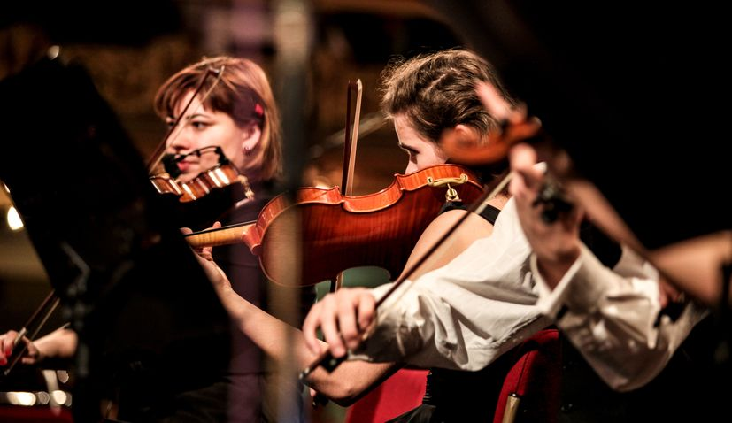 Croatian and German orchestras prepare concert for German takeover of EU presidency