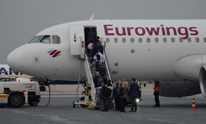 Eurowings returns to Osijek Airport