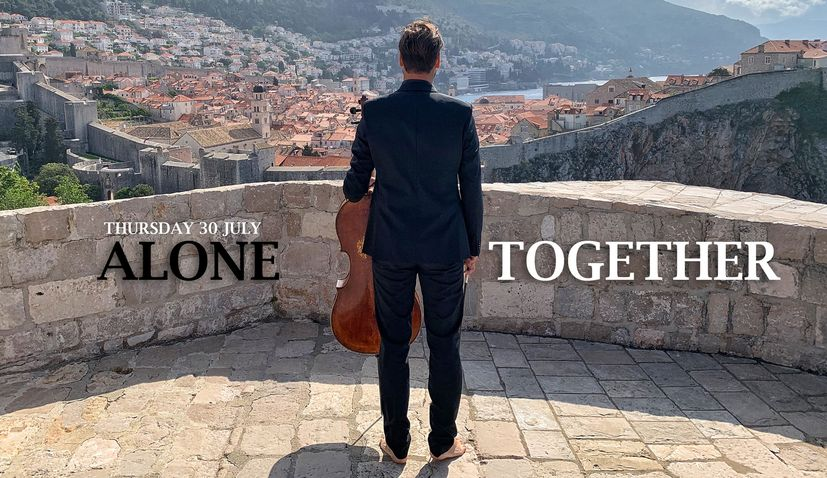 Hauser to livestream special concert from Dubrovnik