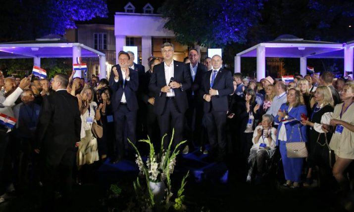 Croatian Elections 2020: HDZ wins 66 seats, SDP-led coalition 41