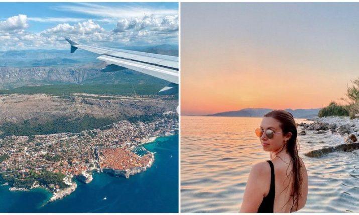 How I got back to Croatia from the U.S.