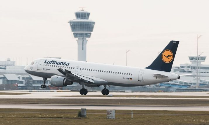 Lufthansa further reduces number of weekly flights to Croatia