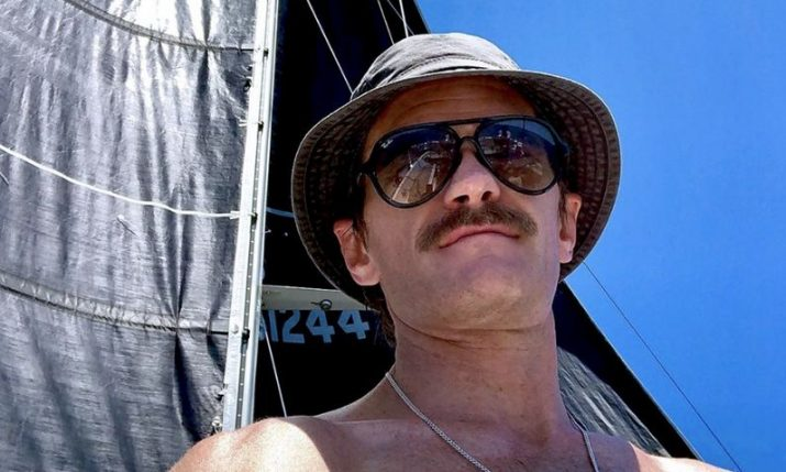 Actor Neil Patrick Harris returns to the Croatian coast