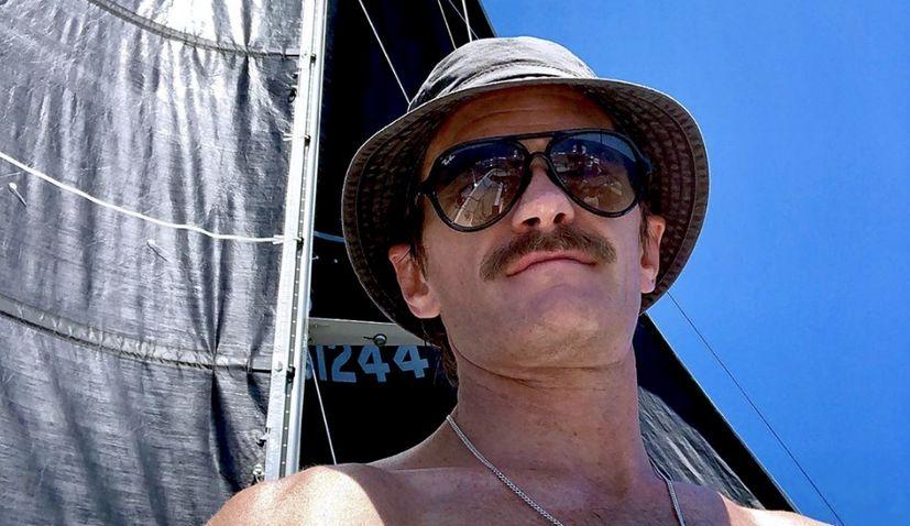 Actor Neil Patrick Harris returns to the Croatian coast