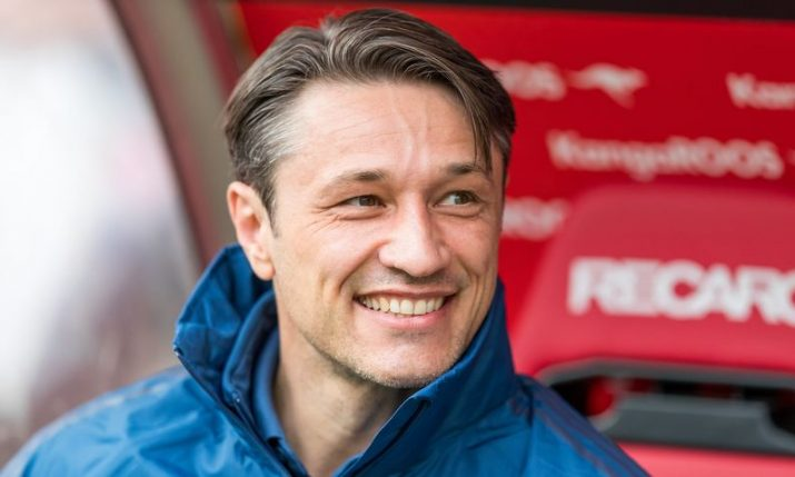 Niko Kovač named new Monaco coach