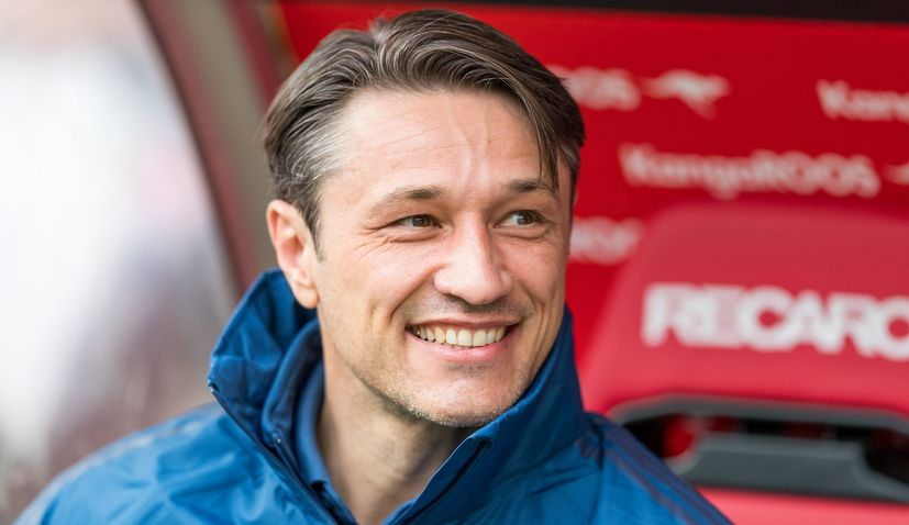 Niko Kovač named best coach in Ligue 1 in France