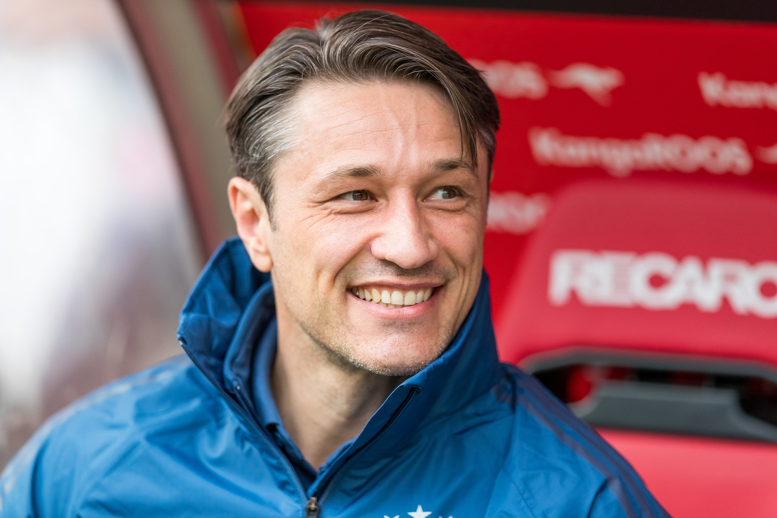 Niko kovac manager of the year in France with Monaco