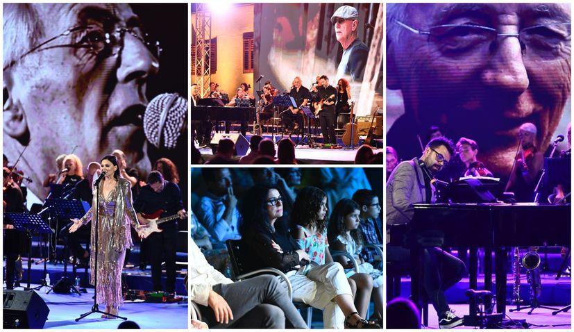 VIDEO: Concert in Vela Luka in memory of Oliver Dragojevic