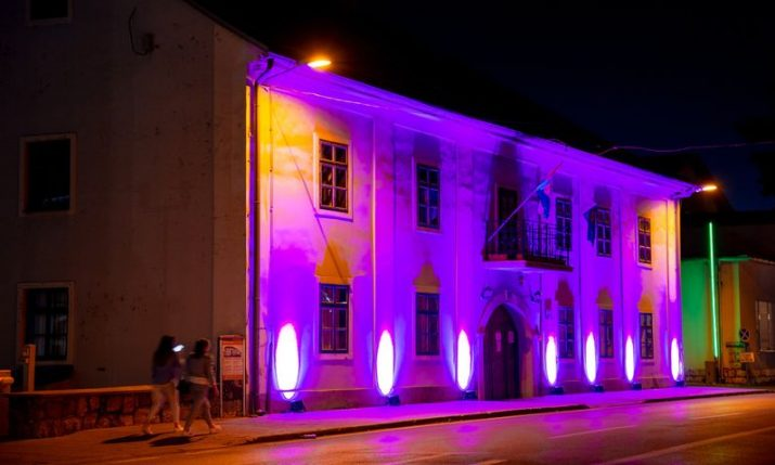 PHOTOS: Tesla Power of Lights opens in Gospić to celebrate Tesla's 164th birthday